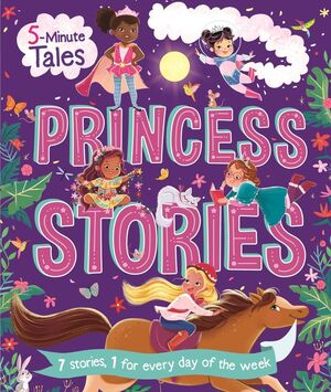 PRINCESS STORIES (YOUNG STORY TIME 4)