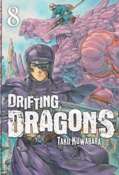 DRIFTING DRAGONS N 08