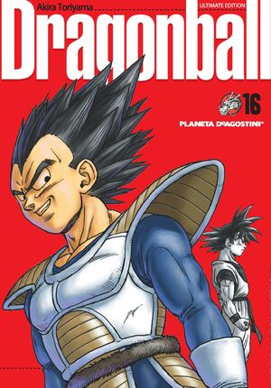 DRAGON BALL Nº 16/34 PDA
